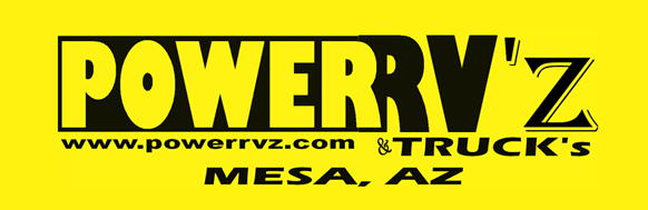 Power RV'Z Logo