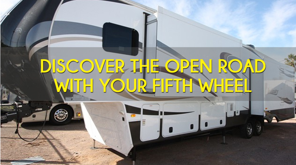 Fifth Wheels - Discover the open road with your new Fifth Wheel
